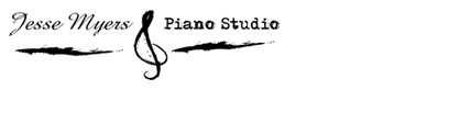 Jesse Myers Piano Studio - Seattle Piano Lessons Logo
