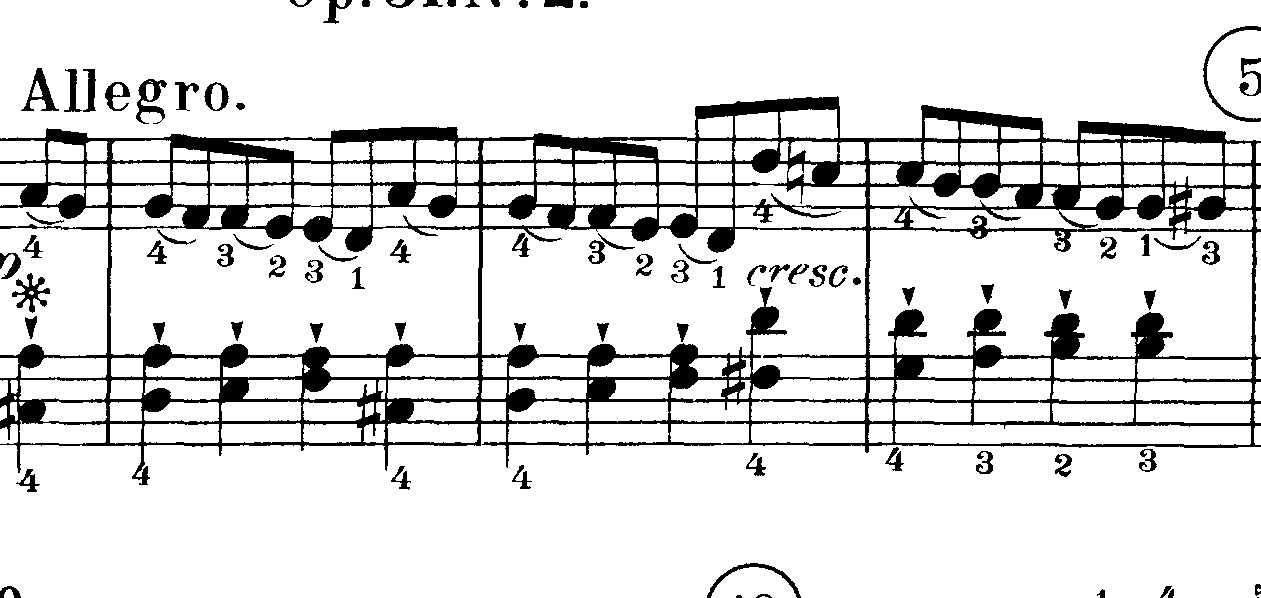 Performance and Analysis: Beethoven's Tempest Op  31 No 2